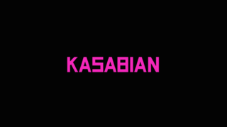 KASABIAN /Test Transmission ep.01